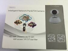 Camera Security Intelligent Network Pan & Tilt Camera Include one alarm panel