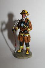 Del Prado Zinnfigur; Fireman, Montreal, firedress, Canada, 2003