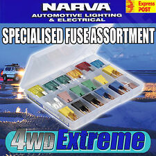 NARVA 52030 SPECIALISED FUSE ASSORTMENT KIT MAXI BLADE & FUSIBLE LINKS LINK PLUG