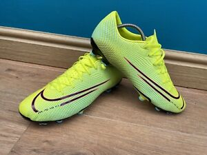 Nike Mercurial Vapor 13 Academy Firm Mens Football Boots UK Size 11