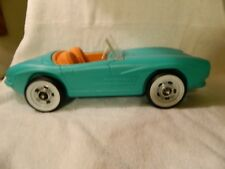 Vintage Rare Barbie & Friends Toy Mercedes Convertible by Irwin
