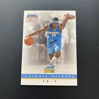 Carmelo Anthony 2003-04 Fleer NTC Rookie Card RC #8 - Future HOF! GOAT Scorer