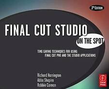 USED (VG) Final Cut Studio On the Spot, 3rd Edition (On The Spot {Series})