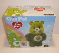 Good Luck Bear Care Bears Chia Pet Four Leaf Clover St. Patrick's Day Planter