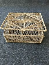 Wicker Box