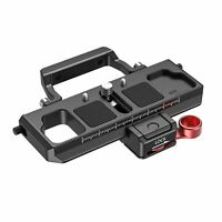 SmallRig Offset Plate for BMPCC 4K/ 6K & DJI Ronin S/ Zhiyun Crane 2/ MOZA Air 2