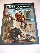 Warhammer 40,000 TAU EMPIRE Codex