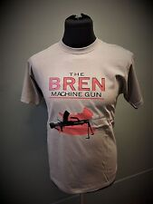 New Limited Edition - Bren Gun T-Shirt  M / L / XL All sizes