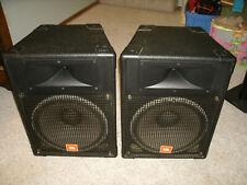 Jbl Mr825 Professional 2 Way Speakers- Excellent Sound
