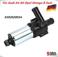 Kühlmittel Pumpe Wasserpumpe Für Audi A4 A6 Opel Omega B Seat Zusatzwasserpumpe