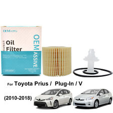 For Toyota Prius XW30 10-15 1.8L 1798CC 4Cyl. Engine Oil Filter 04152-YZZA6