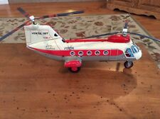 Vintage and Rare Vertol 1107 Twin Turbine Helicopter Made in Japan