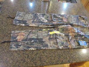 Mossy Oak Mens XL 40 42 Cargo Pocket Camo Pants Hunting Hiking NWT