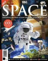 How It Works BOOK Of SPACE 162 Pages OVER 1000 AMAZING FACTS Universe SOLAR 2019