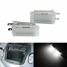 Luggage Footwell Interior LED Light Bulbs For Porsche 911 Carrera Turbo GT3 GT2