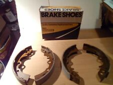 MAZDA 1000 1300 & 1400 MAZDA 323 1.0 1.3, 1.4 Rear Brake Shoes 1970 - 1981 NS146