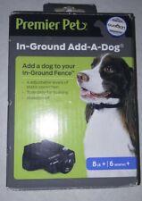 Premier Pet (GIG00-16350) In Ground Add-A-Dog Collar 8Lbs+   Wireless