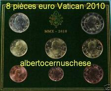 Pièces euro du Vatican
