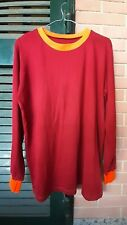 Maglia jersey modello AS Roma anni 70 shirt vintage lanetta wool