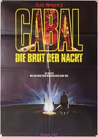 Filmplakat Cabal - die Brut der Nacht/Nightbreed Clive Barker