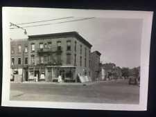 1939 Adains & Tillary St Brooklyn New York City Old Original NYC Photo U18