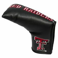 NCAA Texas Tech Red Raiders Golf Vintage Magnetic Blade Putter Cover