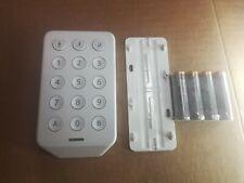 Xfinity XHK1-TC Model TKA105 Home Security Keypad Brand Tested
