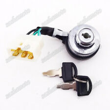 6 wire Ignition Key Switch For Honda Gas Generator Combination # 35100-ZB4-023