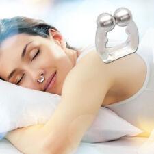 Silicone Nasales Anti-ronflement Respiration Nez Clip Apnée Santé Sommeil Barre