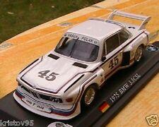 BMW E9 3.5 CLS #45 1975 1/43 ALLEMAGNE VASEK POLAK DELPRADO GOODYEAR