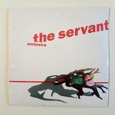 THE SERVANT : ORCHESTRA ♦ CD Single Promo NEUF ! ♦