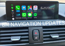 BMW NBT EVO ID5 ID6 APPLE CARPLAY USB ACTIVATION & ANDROID SCREEN MIRRORING +VIM