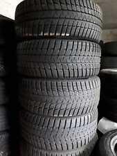 Quattro pneumatici usati 245.45.18 100v xl Falken M+S