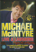 Michael Mcintyre - Live and Laughing DVD SEALED