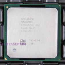 Intel Pentium 4 sl6wg sl6we CPU Processor 512 Ko 800 MHz 3.2 GHz Socket 478