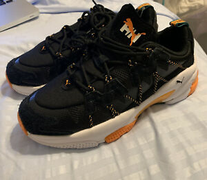 Puma Helly Hansen Mens LQD Cell Omega Lifestyle Sneaker Limited New 372516-01