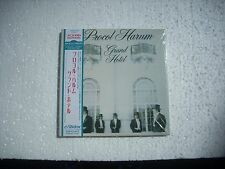 PROCOL HARUM  /  GRAND HOTEL  - JAPAN CD MINI LP