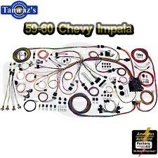 59-60 Impala Classic Update Series Complete Body & Interior Wiring Harness Kit