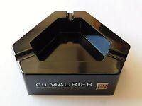 DU MAURIER PROMO TRIANGLE MELAMINE ASHTRAYS / LOT OF 11 / NEW IN BOX