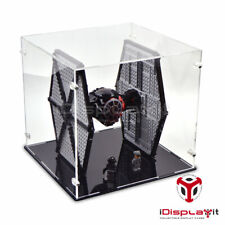 Acryl Vitrine für Lego 75101 Star Wars Tie Fighter - NEU