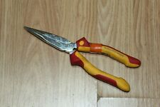 """Wiha Insulated Long Nose Pliers """"Z-05-0-06-200"""" Professional Electric"""