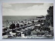 LIGNANO SABBIADORO Spiaggia beach Udine vecchia cartolina