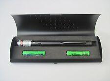 ATLASNOVA ALL BLACK Green Laser Pointer with APC Class IIIa <5mW