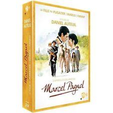 MARCEL PAGNOL COFFRET 3 DVD MARIUS/FANNY/LA FILLE DU PUISATIER