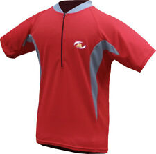 Polaris Kids Sonic Cycling Jersey Red Small