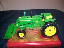Custom John Deere 3010 W/F with #48 loader, 1/16, Ertl, Nice detail, JD