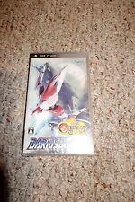 Darius Burst (Sony PSP, 2011) NEW Sealed JAPAN JP Import