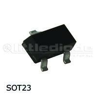 PMBF4392 SMD Transistor Silicon NPN - CASE: SOT23 MAKE: NXP Semiconductors