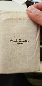 Paul Smith jeans 8cc cotton Leather Camouflage Wallet