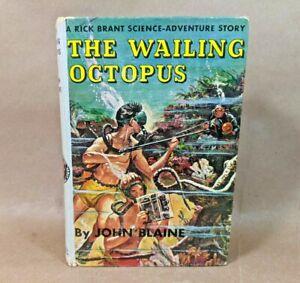 Rick Brant 11 The Wailing Octopus by John Blaine